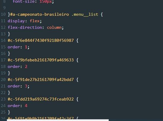 Print Código